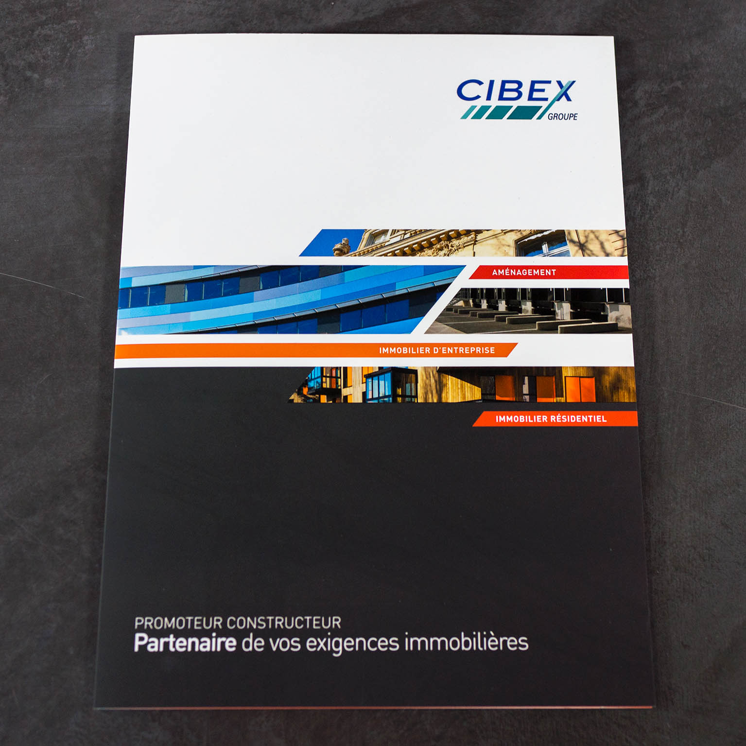 Cibex plaquette corporate ultra fluide